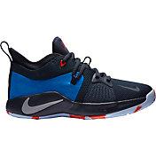 Nike Kids' Grade School PG 2 Basketball Shoes
