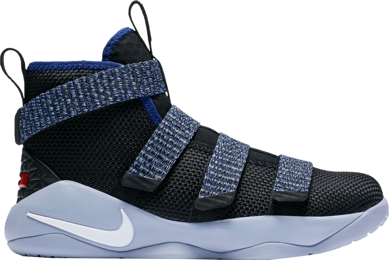 Nike Kids\u0027 Preschool LeBron Soldier XI Basketball Shoes