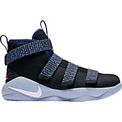 Nike Kids' Preschool LeBron Soldier XI Basketball Shoes