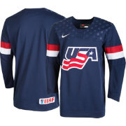 Nike Youth USA Hockey World Junior Classic Replica Navy Jersey