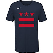 Nike Youth Washington Wizards Dri-FIT City Edition Logo T-Shirt