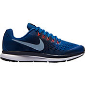 Nike Kids' Grade School Zoom Pegasus 34 Running Shoes