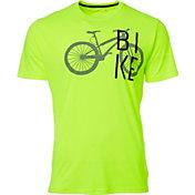 Nishiki Men's Bike Squared Cycling T-Shirt