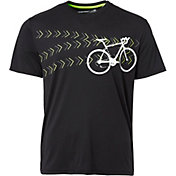 Nishiki Men's Bike Track Cycling T-Shirt
