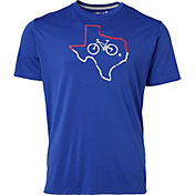 Nishiki Men's Texas Bike Flag Cycling T-Shirt