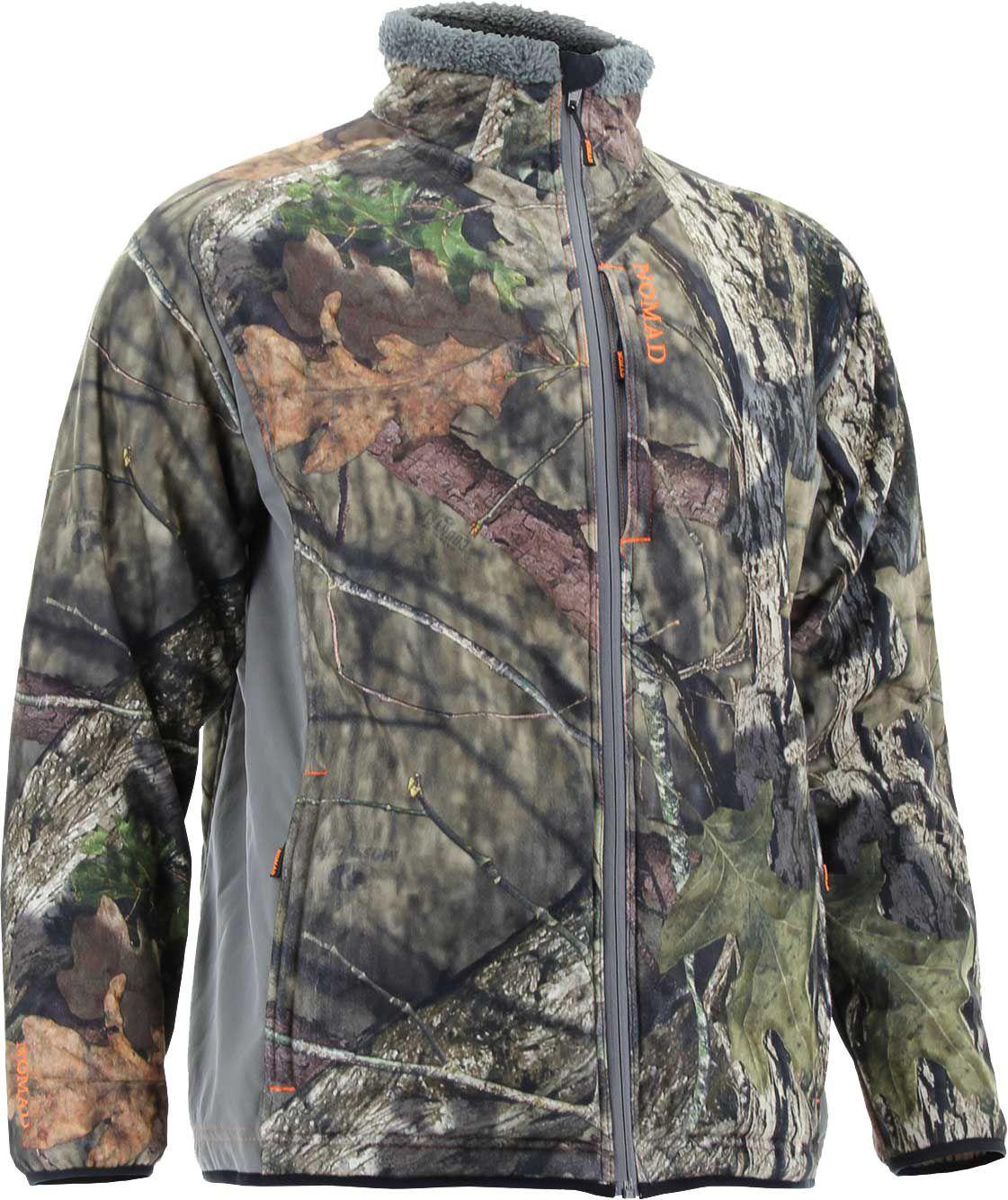 Nomad Men's Harvester FZ Hunting Jacket, Size: Medium, Mossy Oak Brk-Up Country thumbnail