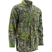 NOMAD Men's NWTF Woven Button Down Long Sleeve Shirt