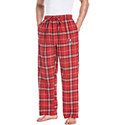 Concepts Sport Men's Tampa Bay Buccaneers Huddle Flannel Pants