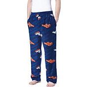 Concepts Sport Men's Denver Broncos Grandstand Fleece Pajama Pants