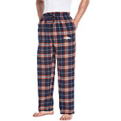 Concepts Sport Men's Denver Broncos Huddle Flannel Pants
