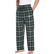 Concepts Sport Men's New York Jets Huddle Flannel Pants