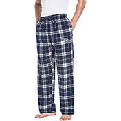 Concepts Sport Men's Tennessee Titans Huddle Flannel Pants