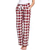 Concepts Sport Women's Arizona Cardinals Forge Fleece Flannel Pants
