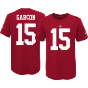 Nike Youth San Francisco 49ers Pierre Garcon #15 Pride Red T-Shirt