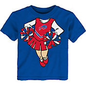 NFL Team Apparel Toddler Buffalo Bills Dream Cheer T-Shirt
