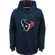 NFL Team Apparel Youth Houston Texans Mach Pullover Hoodie