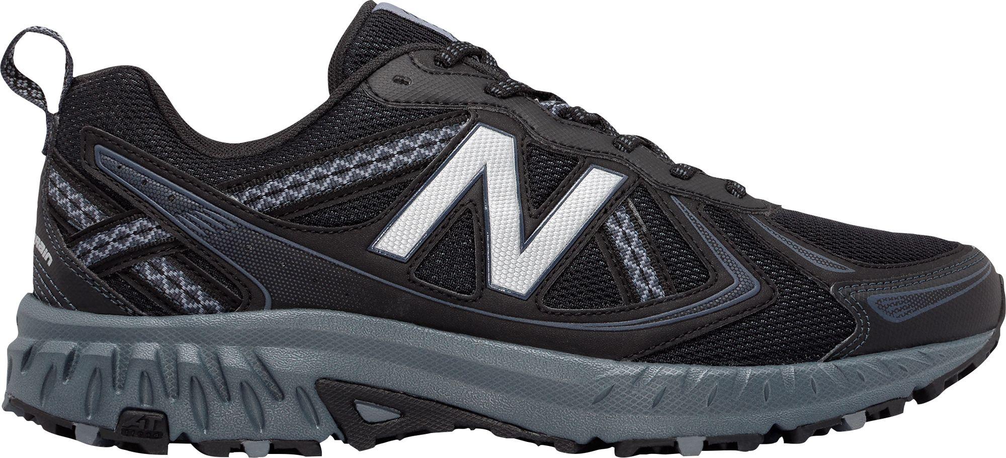 New Balance Men\u0027s 410v5 Trail Running Shoes. 0:00. 0:00 / 0:00.  noImageFound ???