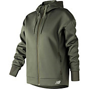 New Balance Women's Sport Full Zip Hoodie