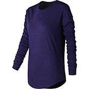 New Balance Women's 247 Luxe Long Sleeve Shirt