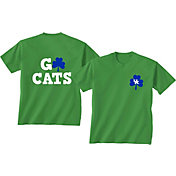 New World Graphics Men's Kentucky Wildcats Green St. Patrick's Day T-Shirt