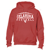 New World Graphics Youth Oklahoma Sooners Crimson Hoodie