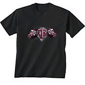 New World Graphics Youth Texas A&M Aggies Black Super T-Shirt