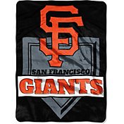 Northwest San Francisco Giants Home Plate Blanket