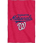 Northwest Washington Nationals Sweatshirt Blanket