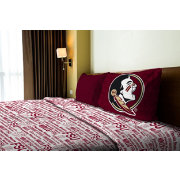 Northwest Florida State Seminoles Anthem Twin Sheet Set