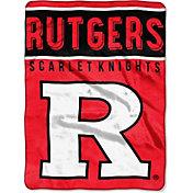 "Northwest Rutgers Scarlet Knights 60"" x 80"" Blanket"