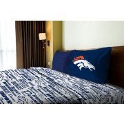 Northwest Denver Broncos Anthem Twin Sheet Set