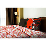 Northwest Cleveland Browns Anthem Twin Sheet Set
