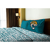 Northwest Jacksonville Jaguars Anthem Twin Sheet Set
