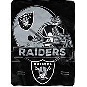 """Northwest Oakland Raiders 60"""" x 80"""" Blanket"""