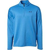 Oakley Men's Contention Quarter-Zip Golf Pullover