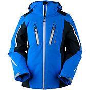 Obermeyer Boys' Mach 8 Insulated Jacket