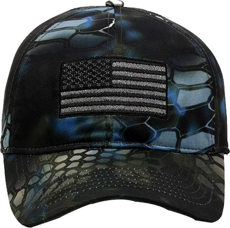 e53ac93bafc outlet Kryptek Boys Digital Camo Flag Hat DICKS Sporting Goods ...