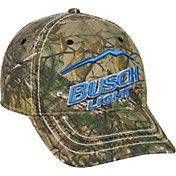 Busch Light Men's Camo Hat