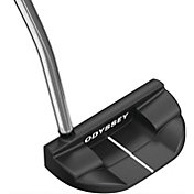 Odyssey O-Works Black #3T Putter - WINN AVS Midsize Pistol Grip