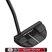 Odyssey O-Works Black #3T Putter - Super Stroke Slim 2.0 Counter Core Grip