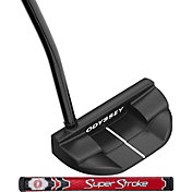 Odyssey O-Works Black #3T Putter - Super Stroke Slim 2.0 Counter Core Grip