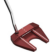 Odyssey O-Works Red #7 Putter – WINN AVS Midsize Pistol Grip