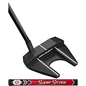 Odyssey O-Works Black #7S Putter – Super Stroke Slim 2.0 Counter Core Grip