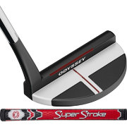 Odyssey O-Works #9 Putter - Super Stroke Pistol GT Tour Counter Core Grip