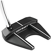 Odyssey O-Works Black #7 Putter – WINN AVS Midsize Pistol Grip