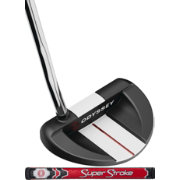 Odyssey O-Works R-Line Putter - Super Stroke Slim 2.0 Counter Core Grip