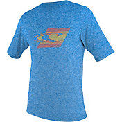 O'Neill Men's Graphic Short Sleeve Rash Guard
