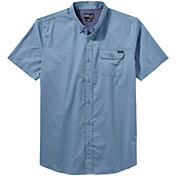 O'Neill Men's Solid Short Sleeve Shirt