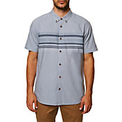 O'Neill Men's Serf Woven Short Sleeve Shirt