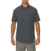 O'Neill Men's Stag Woven Short Sleeve Shirt
